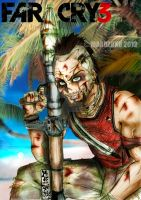 FAR CRY 3- VAAS MONTENEGRO by MaKuZoKu