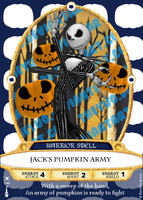Sorcerer of the Magic Kingdom - Jack Skellington by TheYUO