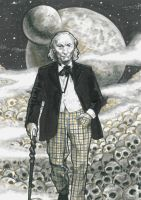Doctor Who and the Empire of Skulls by Hognatius