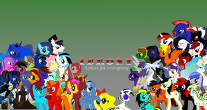 Ibrony fan poster by ScootsNB