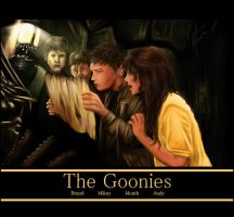The Goonies by Increative