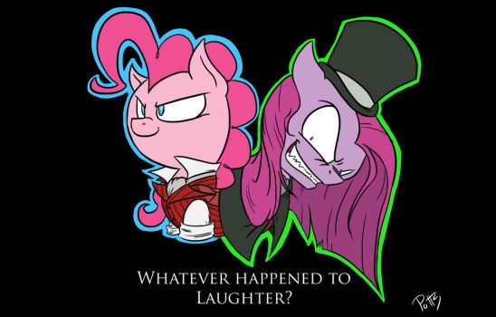 Laughter Shirt by Assassin-or-Shadow