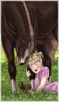 A Little Blighter by Jullelin