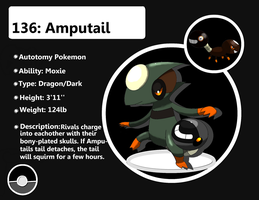 136: Amputail by SteveO126