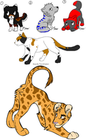 Adopts -open- by DiloTheSeaDragon120