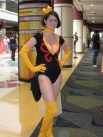 Megacon 09:Dr.Mrs. The Monarch by Rose-Vicious