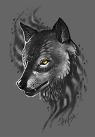 Wolfff by AdiFish