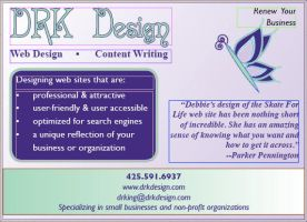 DRK Design Ad by drkdsgn