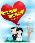 marlo and helen by alsei
