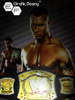 Fan-Art: Randy Orton Champ by EfGraphicDesing