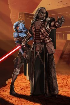 the Old Republic Sith Juggernaut by Tygodym