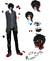 Crow - New Ref by starwarssith