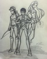 Red Hood and the Outlaws by Maygirl96
