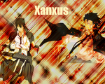 request:Xanxus wallaper by azAZ8