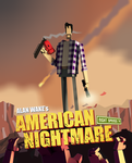 Alan Wake American Nightmare Cover Remake! :D by ehnoi