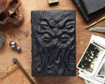 Cthulhu's cultist grimoire by MilleCuirs
