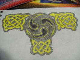 Celtic Tribals by DemonGirl2010