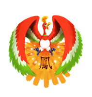 Ho-oh by limb92