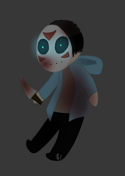 H2O Delirious by InvaderAllieNinja