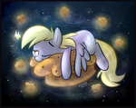The sky is lovely tonight... by TheDoggyGal