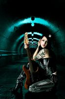 Rock the Tunnel by skorpionsstachel