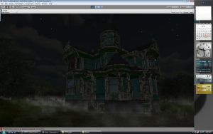 Unity 3D Haunted House by sicklilmonky