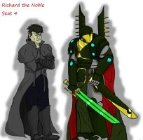 04 Richard the Noble by 0verlordofyou