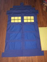 Tardis quilt WIP by lovealwayshurts