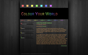 Layout 2.9 - Colour Your World by Clergna