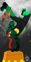 Cirque du Freak Michelangelo by musable