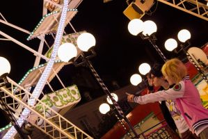 Ferris Wheel by Ellyana-cosplay