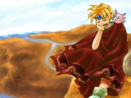 new land -Terranigma by sdmeimi