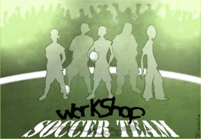 Workshop Soccer Team by TTKC