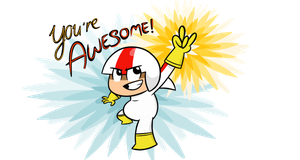 KB - You're AWESOME! by Noanja