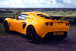 Lotus Exige 06 by admcewen