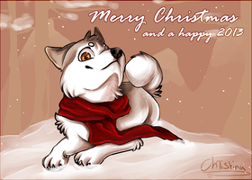 Merry Christmas and a happy 2013 by Chrizka