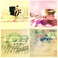Music Textures by piibubble141