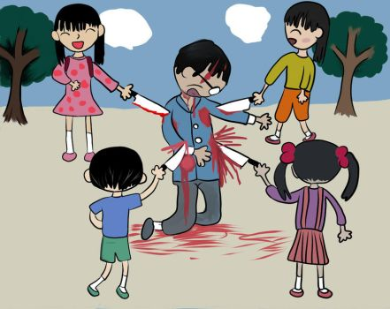 Corpse Party by rpglord