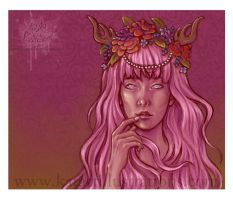 Antler Crown by RohanElf