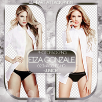 +PNG-Eiza Gonzalez. by Heart-Attack-Png