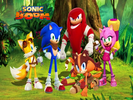 Sonic Boom 2014 and the New Character by 9029561