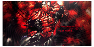 Spiderman Sig. for IC by Forrtydor