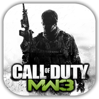 CoD Modern Warfare 3 Game Icon by Wolfangraul