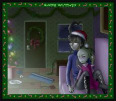 A Very Merry ZADR X-Mas by AngelNocturne
