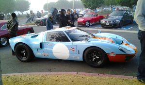 GT 40 by mburleigh8