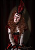 Gothic Circus by PaperDreamerArt