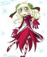 Early Christmas Outfit by HezuNeutral