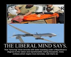 The liberal mind would say. by IND-conservative