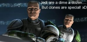 Clones are Special by Jedi-Cowgirl