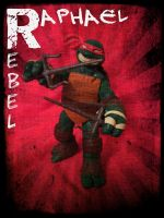 TMNT:: Raphael: Rebel by Culinary-Alchemist